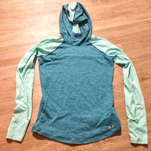 Under Armour hooded pullover Sz. XS